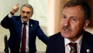 AK Partili isimler arasında kavga: Ahlaksız, terbiyesiz !