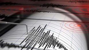 Elazığ'da korkutan deprem !