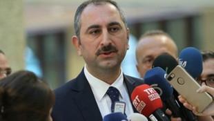 Adalet Bakanı Gül'den ''Demirtaş'' açıklaması