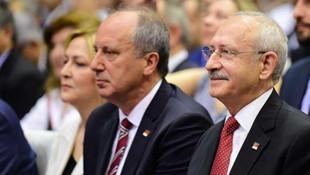 Kılıçdaroğlu'ndan İnce'nin adaylığı hakkında ilk yorum