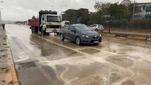 İstanbul'da paniğe yol açan köpüklü su için korkutan açıklama