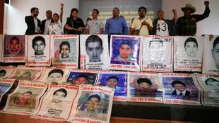 Kayıp 43 üniversite öğrencisi için yeni adım