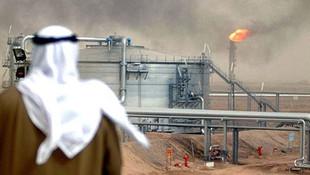 Arapların kanına karşı petrol