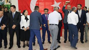 8 yıllık husumeti Cumhurbaşkanı Erdoğan bitirdi