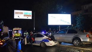 İstanbul'da inanılmaz kaza