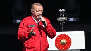 Erdoğan'dan HDP'lilere ''Meclis'e sızmış katiller'' iması