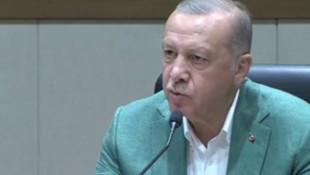 Erdoğan'dan FOX TV muhabirine fırça