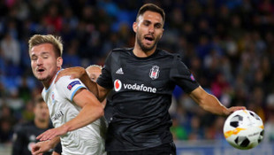 Beşiktaş'ta Victor Ruiz sahalardan 1 ay uzak kalacak