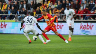 İstikbal Mobilya Kayserispor 1 - 1 Yukatel Denizlispor