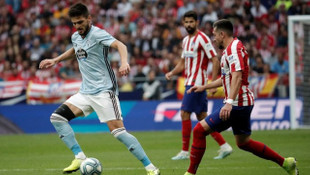 Atletico Madrid 0 - 0 Celta Vigo (La Liga)