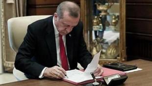Erdoğan imzaladı ! Ticaret Bakanlığı'na yeni atamalar