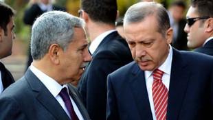 Erdoğan'dan Bülent Arınç'a ''kayyum'' ayarı