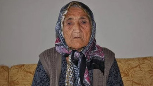 110 yaşındaki Fatma Nine Atatürk'ü anlattı