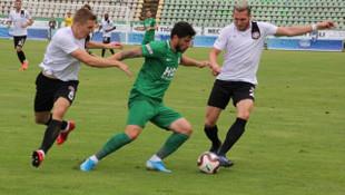 Giresunspor 1 - 1 Fatih Karagümrük