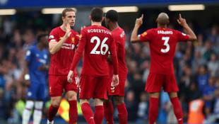 Chelsea 1 - 2 Liverpool