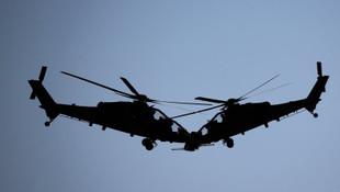 ATAK helikopterleri TEKNOFEST'e damga vurdu