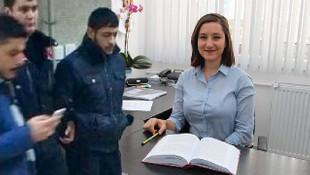 Ceren Damar'ın katili kız arkadaşına da kabusu yaşatmış