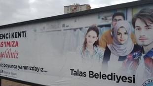 Talas Belediye Başkanı'ndan ''Selena Gomez'' açıklaması