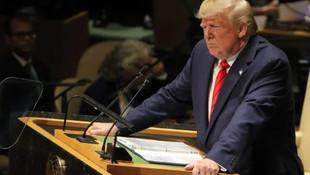 ABD Başkanı Trump: Yardımları askıya aldım