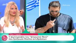 Can Yaman'ın orta parmağı Yunanistan'ı karıştırdı