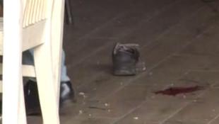 İstanbul'da kahvehaneye silahlı saldırı !