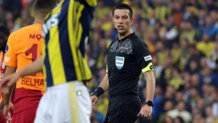 Trabzonspor - Beşiktaş maçını Ali Palabıyık yönetecek