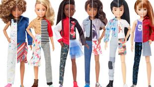 Bu bir ilk! Cinsiyet ayrımı gözetmeyen oyuncak bebekler üretildi