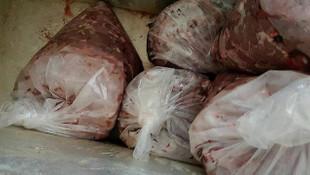 İstanbul'da iğrenç operasyon: Domuz etleri ele geçirildi!