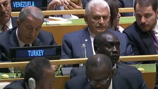 Binali Yıldırım neden BM Genel Kurulu'nda ?