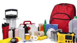 Deprem çantası nasıl hazırlanır ? Deprem çantasında neler olmalı ?