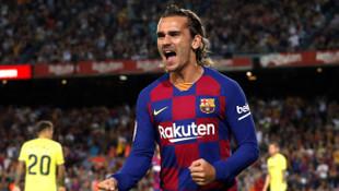 İspanya Futbol Federasyonu'ndan Griezmann transferi için Barcelona'ya 300 avro ceza