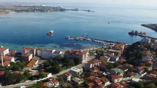 Marmaraereğlisi'nde okullar tatil edildi
