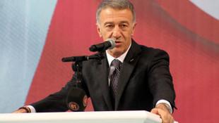 Ahmet Ağaoğlu: Trabzonspor'da elden para alma devri bitti