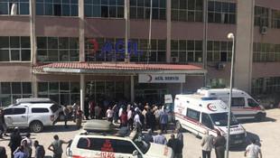 Öğrenci servisi şarampole yuvarlandı: Ölü ve yaralılar var