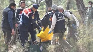 Kan donduran ifade: Medeni parçaladı Murat poşetlere doldurdu