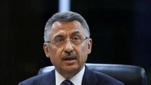 Cumhurbaşkanı Yardımcısı Oktay'dan deprem açıklaması