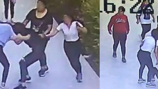 Kız öğrenci 5 kişi tarafından dövüldü