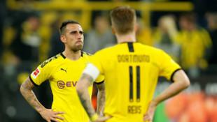 Borussia Dortmund 2 - 2 Werder Bremen (Bundesliga)