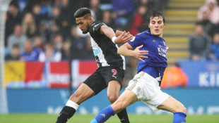 Leicester City 5 - 0 Newcastle United
