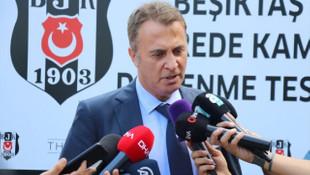 Fikret Orman'dan şampiyonluk, Aboubakar, Quaresma ve hakem açıklaması