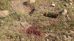 Mardin'de mayın patladı: 1 çocuk ağır yaralandı