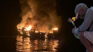 Dalış teknesinde katliam: 34 kişi öldü