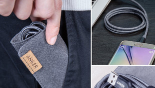 Bu şarj kablosu ömür boyu garanti veriyor