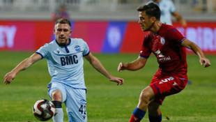 Altınordu 2 - 2 Adana Demirspor (TFF 1. Lig)