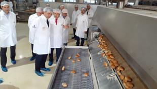 Ekrem İmamoğlu, Halk Ekmek'i inceledi