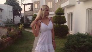 İşte Rafet El Roman'ın 22 yaş küçük sevgilisi Gamze Davgana