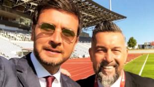 TRT Spor'da Serkan Reçber'le yollar ayrıldı