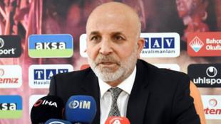 Hasan Çavuşoğlu: Milli maç arasına lider girmemiz güzel bir duygu