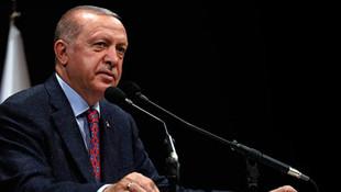 Erdoğan'dan Davutoğlu ve Babacan'a: Bunlar proje !