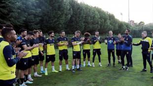 Fenerbahçe'de Volkan Demirel sahaya indi! Mehmet Ekici şaşırttı
